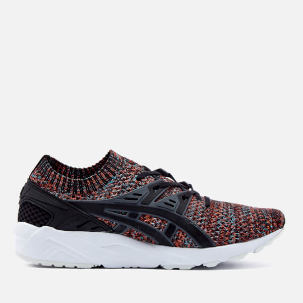 Asics Lifestyle Men's Gel-Kayano Knit Trainers - Carbon/Black