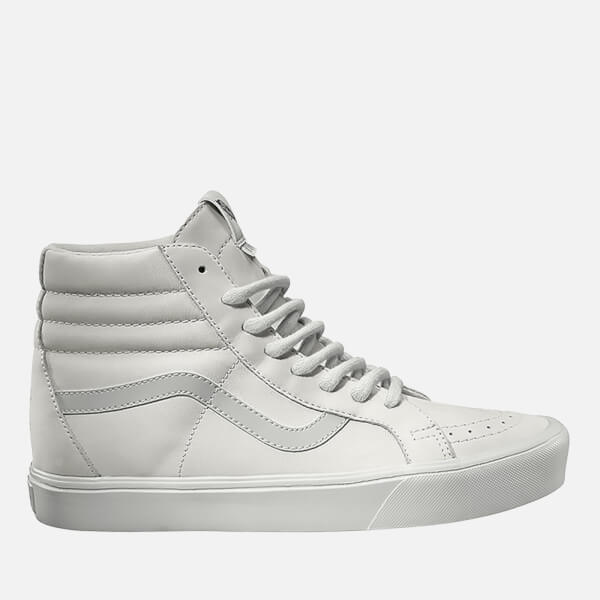 Vans X Rains Men's Sk8-Hi Reissue Lite Trainers - Cloud - UK 11