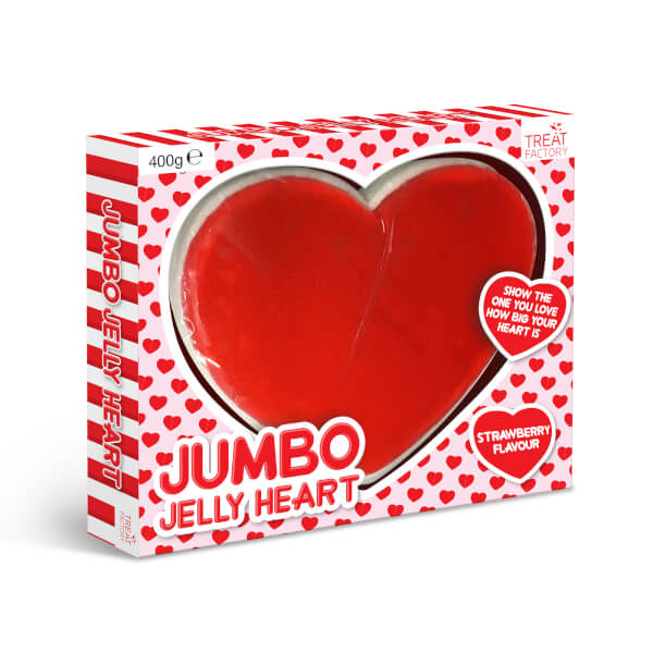 Jumbo Jelly Heart