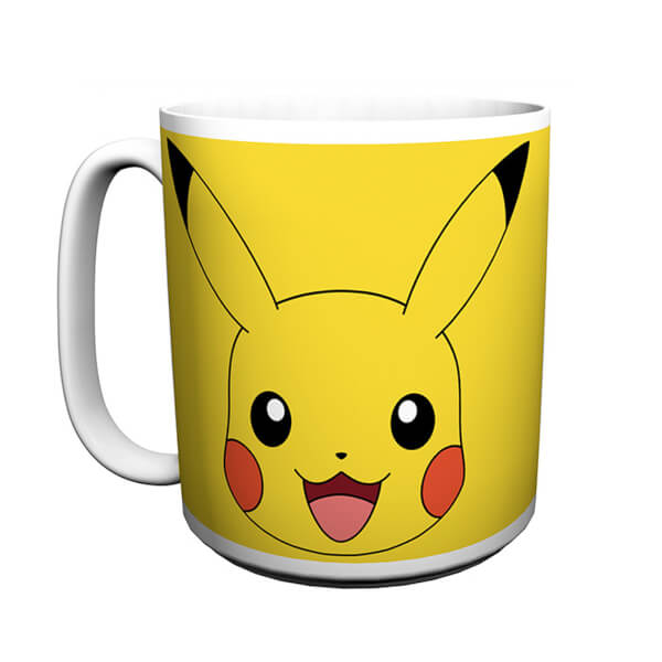Pokémon Pikachu Giant Mug