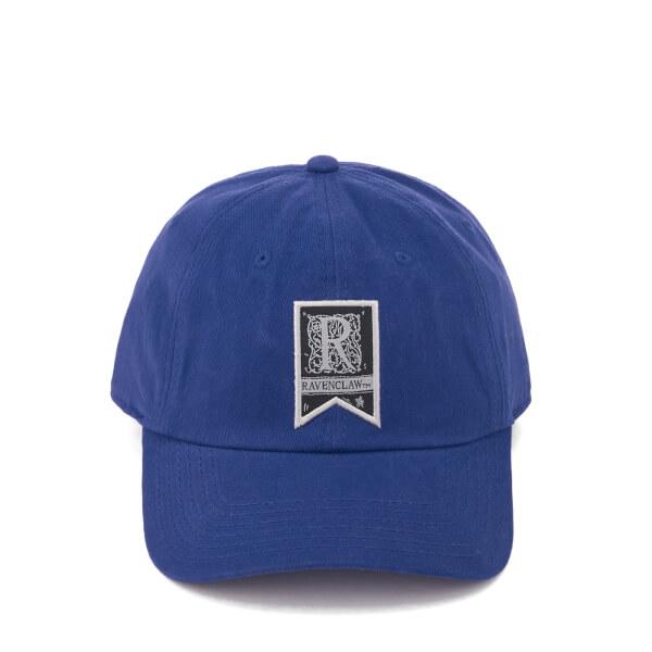 Harry Potter Ravenclaw Flag Baseball Cap -Blue