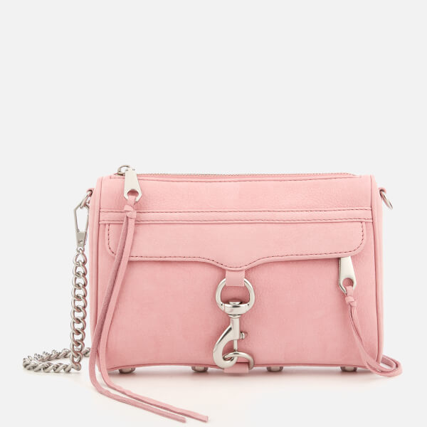 Rebecca Minkoff Women S Mini M A C Crossbody Bag Blossom Image 1