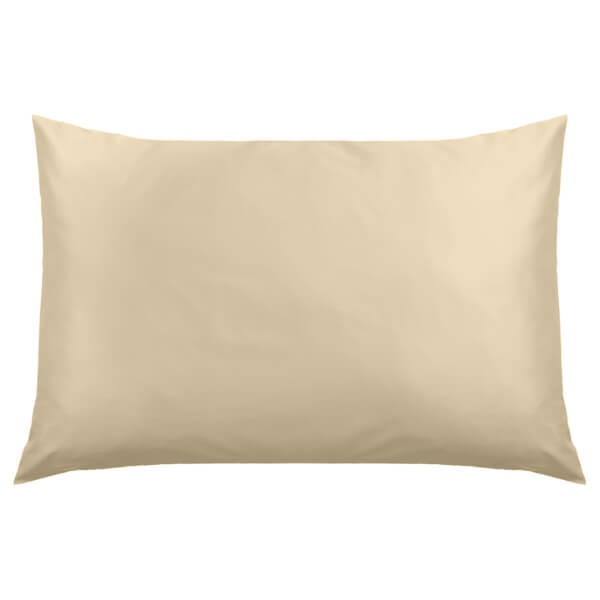 Christy 400TC Sateen Pillowcase Pair Gold