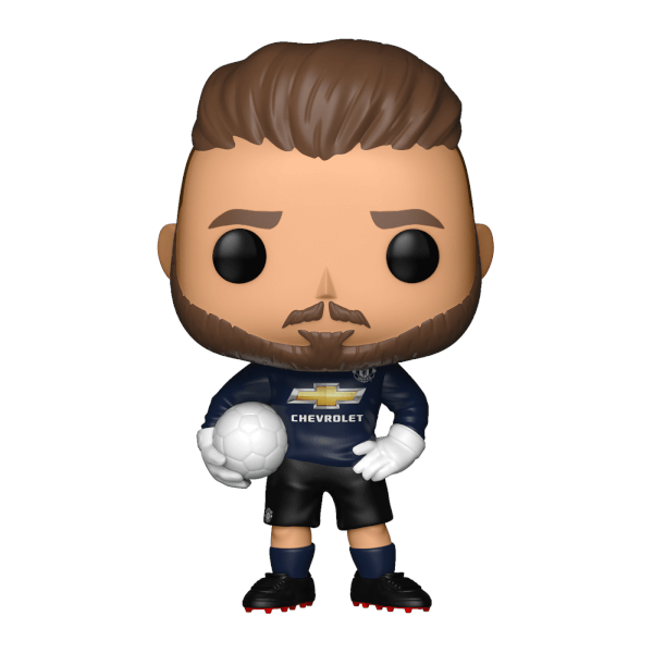 Manchester United Fc David De Gea Pop Vinyl Figure