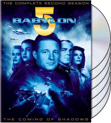 Babylon 5: Complete Second Season