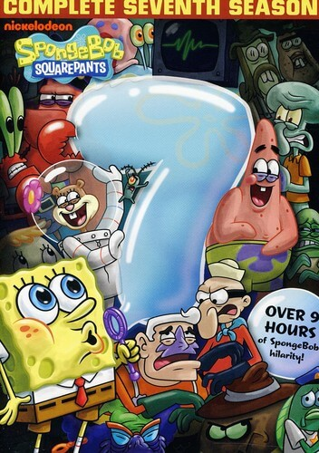 Spongebob Squarepants: The Complete 7Th Season