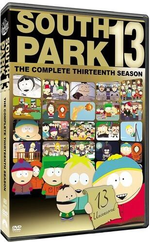 South Park: Complete Thirteenth Season