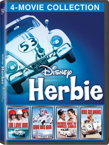 Disney Herbie: 4-Movie Collection