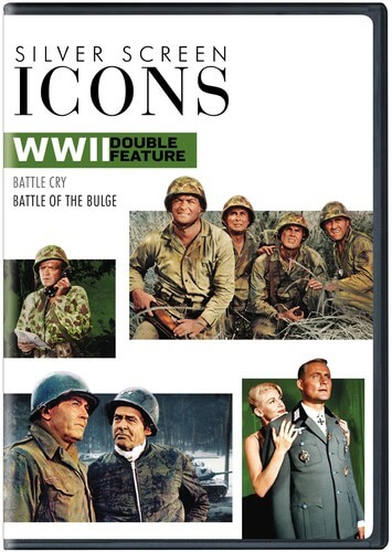 Silver Screen Icons: Battle Of Bulge/Battle Cry