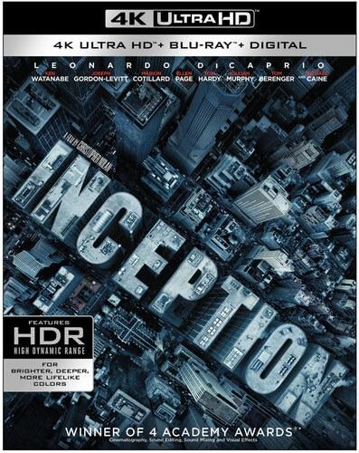 Inception - 4K Ultra HD