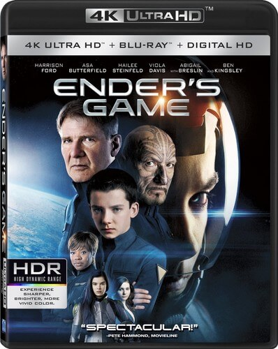 Ender's Game - 4K Ultra HD