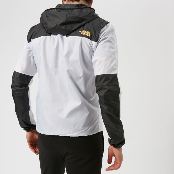 d8e26f5edd The North Face Men s 1985 Seasonal Celebration Mountain Jacket - TNF White  TNF Black