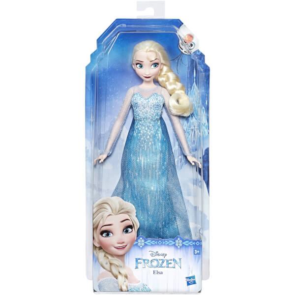 Disney Princess Merida Royal Shimmer Fashion Doll