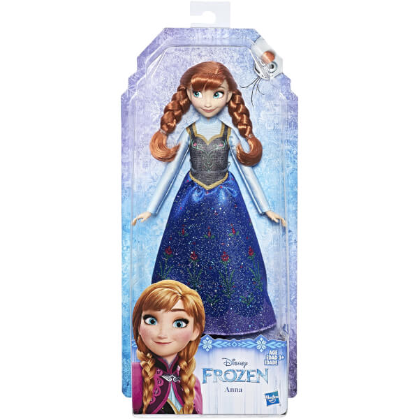 Disney Princess Merida Royal Shimmer Fashion Doll Toys