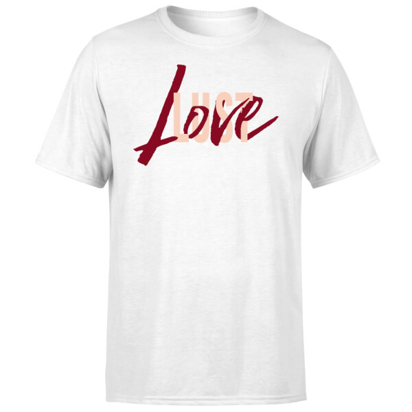Love & Lust T-Shirt - White