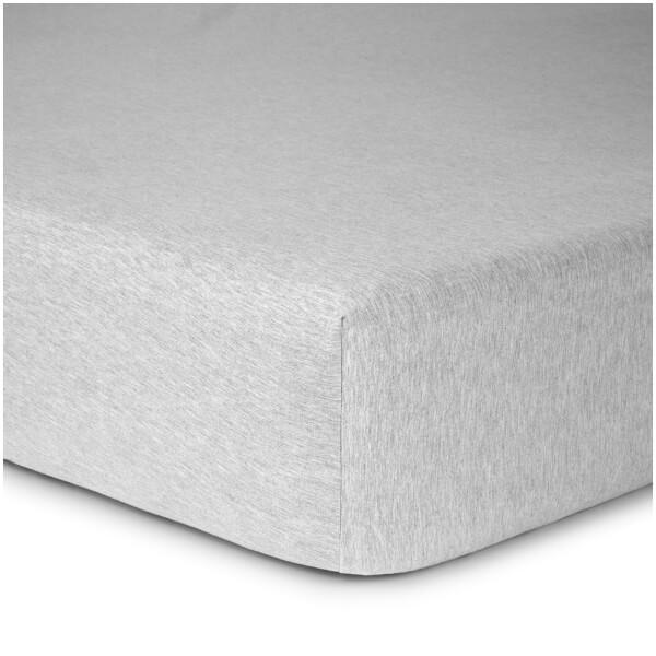 Calvin Klein Modern Cotton Fitted Sheet Grey Free Uk