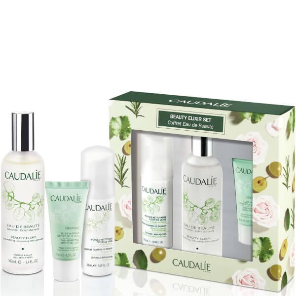 Caudalie Beauty Elixir Set (Worth £42.00)