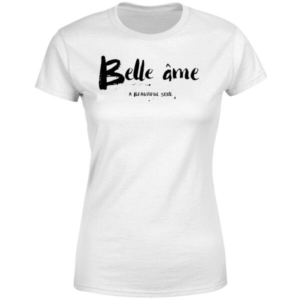 Belle Ame Women's T-Shirt - White