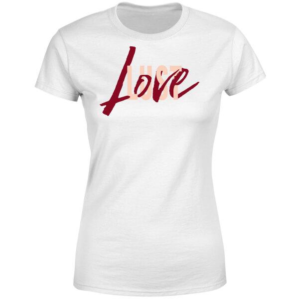 Love & Lust Women's T-Shirt - White
