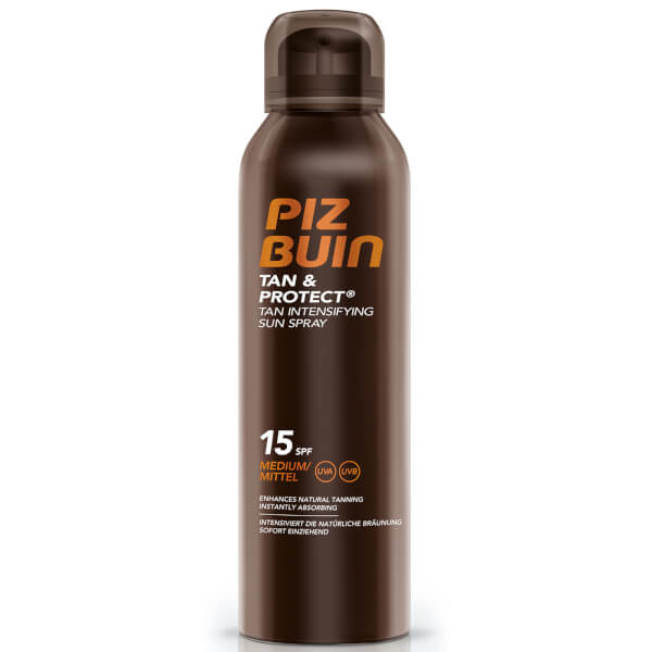 Piz Buin Tan And Protect Spray Spf 15 150ml Buy Online