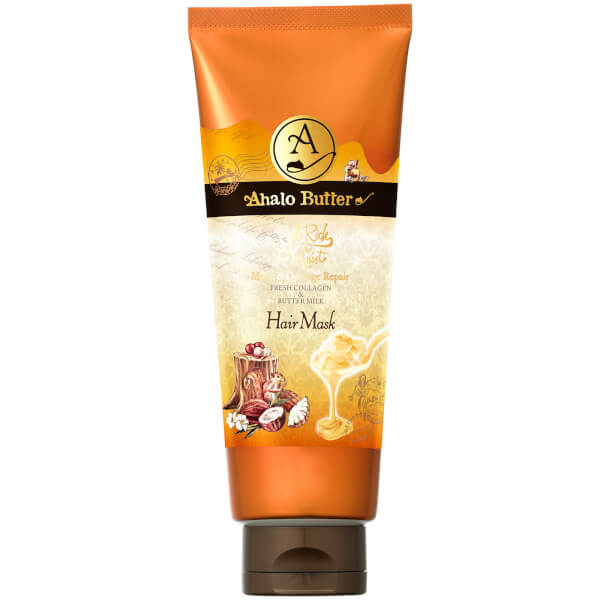 Ahalo Butter Rich Moist and Damage Repair Mask 220g