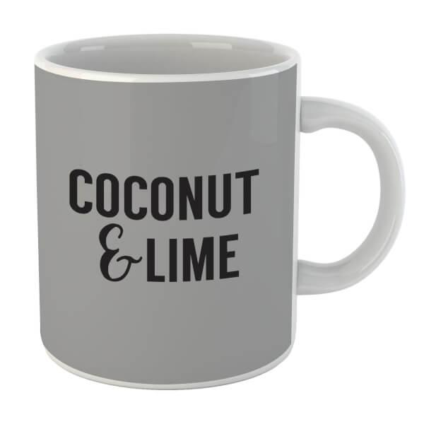 Coconut And Lime Mug