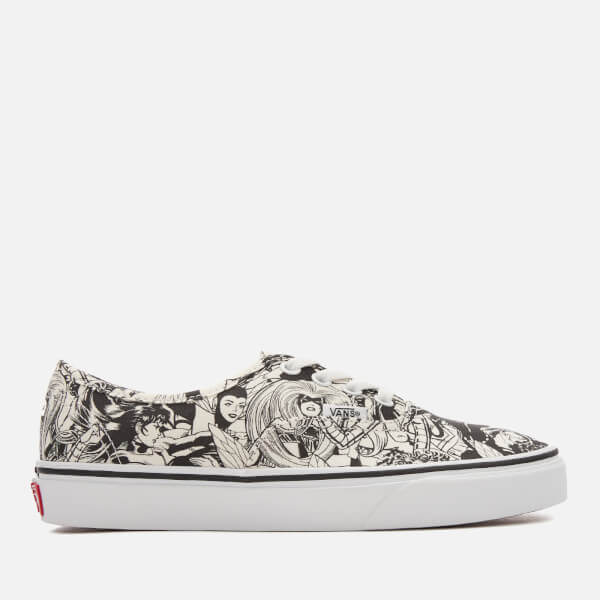 3a005e0b9512 Vans Women s Marvel Character Authentic Trainers - Multi Womens ...