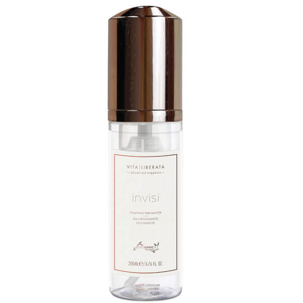 Vita Liberata Invisi Foaming Tan Water - Light-Medium