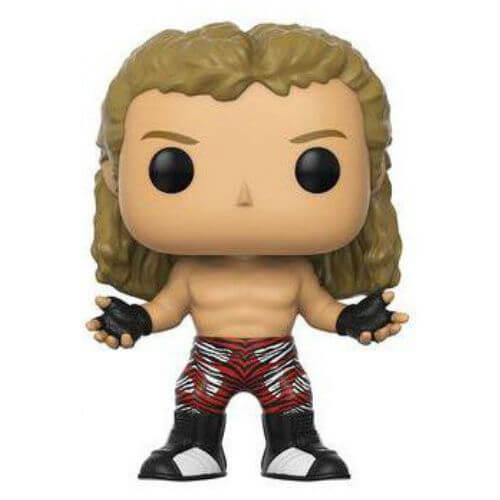 WWE The Heartbreak Kid Shawn Michaels EXC Pop! Vinyl Figure