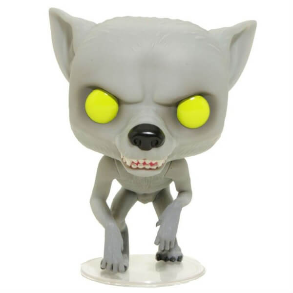 Harry Potter Remus Lupin as Werewolf EXC Pop! Vinyl Figure