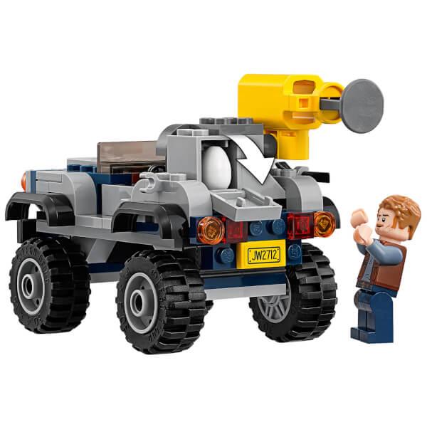 Lego Jurassic World 75927 Stygimoloch Breakout: LEGO Jurassic Fallen Kingdom: Stygimoloch Laboratory