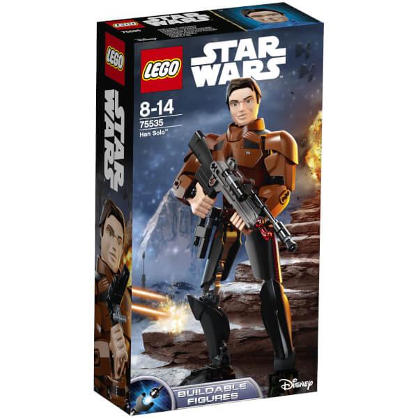 LEGO Star Wars Constraction: Han Solo (75535)