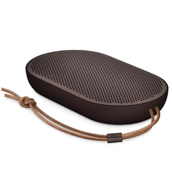 Bang & Olufsen Beoplay P2 Bluetooth Wireless Speaker - Umber