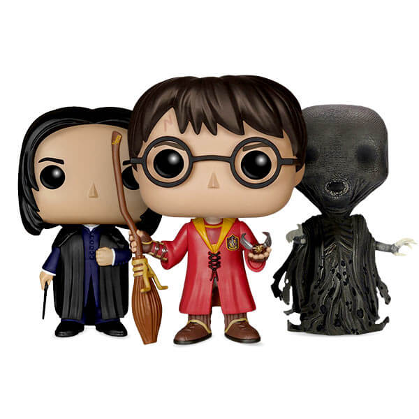 Monthly Harry Potter Pop In A Box