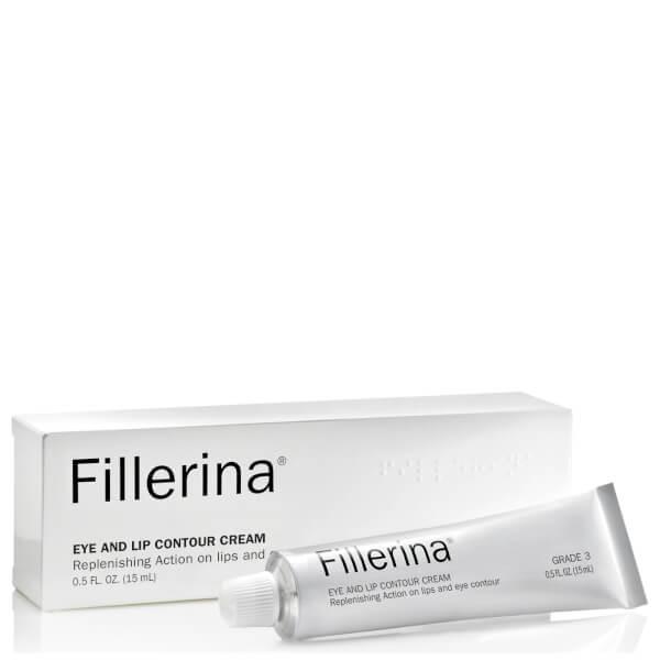 Fillerina Eye and Lip Contour Cream - Grade 3 15ml