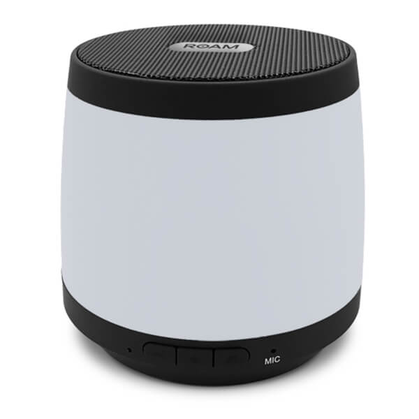 ROAM Colours Wireless Bluetooth Speaker - White