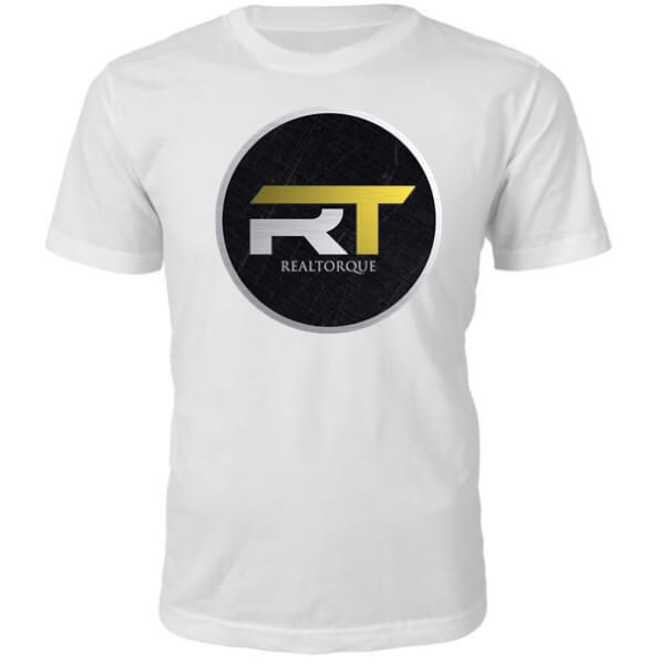 Real Torque T-Shirt - White