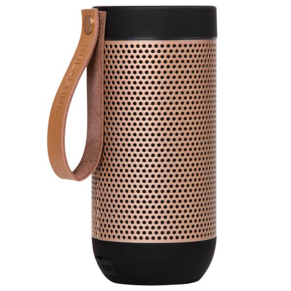 Kreafunk aFUNK 360 Degrees Bluetooth Speaker - Black/Rose Gold