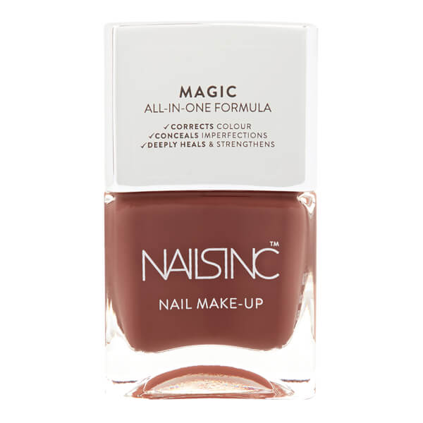 nails inc. Nail Makeup Chalcot Square Nail Polish 14ml | BeautyExpert