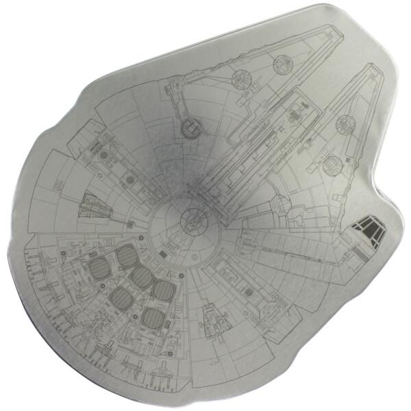 Star Wars Millennium Falcon Jigsaw