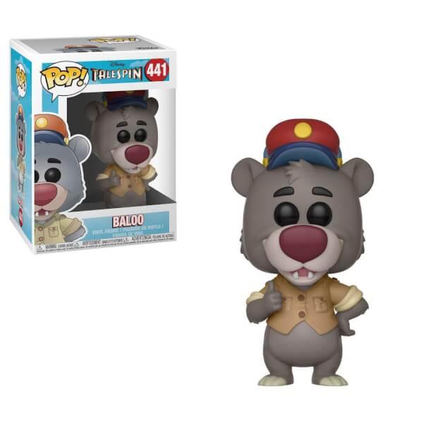 Disney TaleSpin Baloo Pop! Vinyl Figure