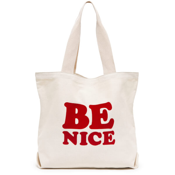 Ban.do Big Canvas Tote - Be Nice