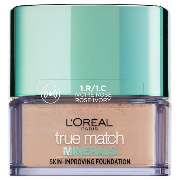 L'Oréal Paris True Match Minerals Foundation 10g (Various Shades)