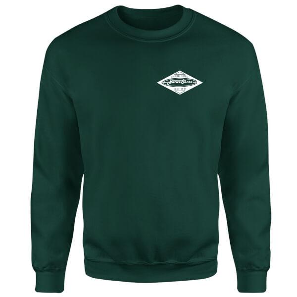 Native Shore Core Board Sweatshirt - Forest Green