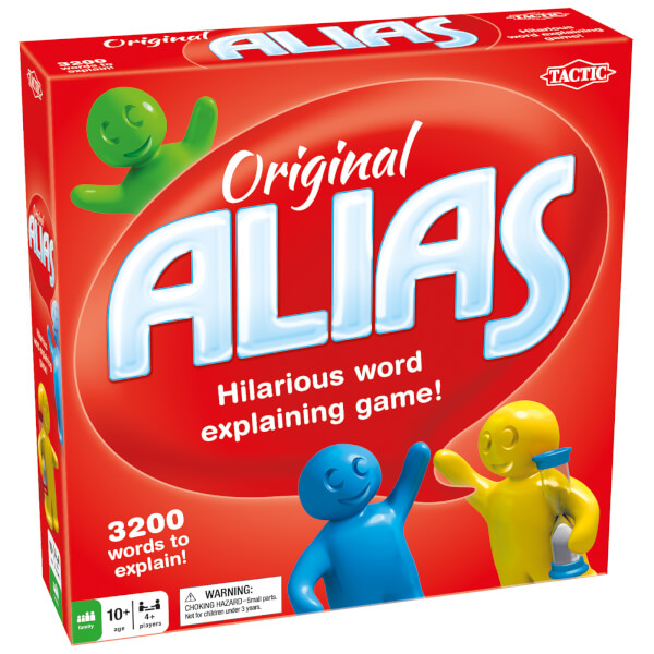 Alias Original Game