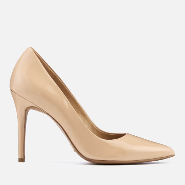 6f9537fb33bd MICHAEL MICHAEL KORS Women s Claire Patent Court Shoes - Light Blush  Image  1