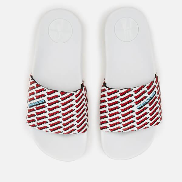 Marc Jacobs Women's Love Aqua Slide Sandals - /Multi - EU 36/UK 3 C3Qhy