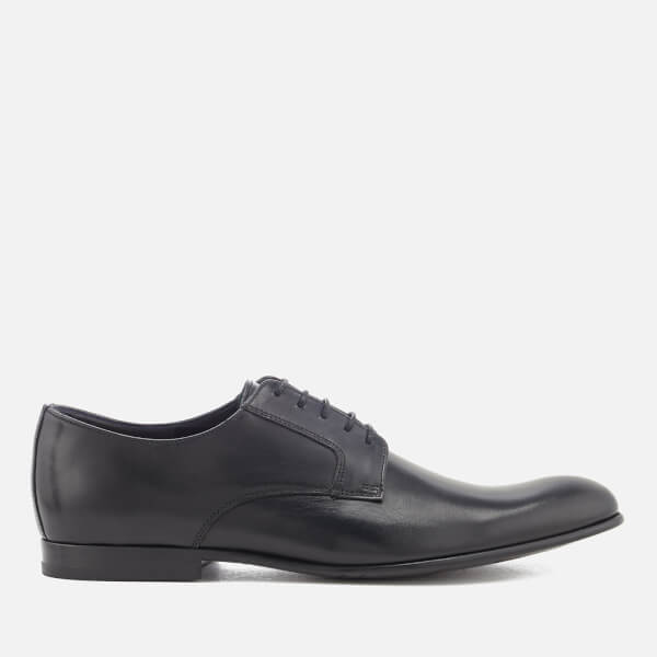 Paul Smith Men's Gould Leather Derby Shoes - - UK 10