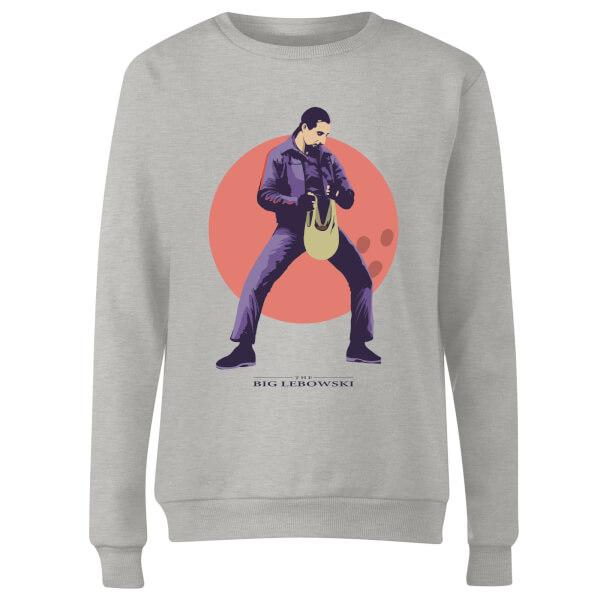 The Big Lebowski The Jesus Women's Sweatshirt - Grey
