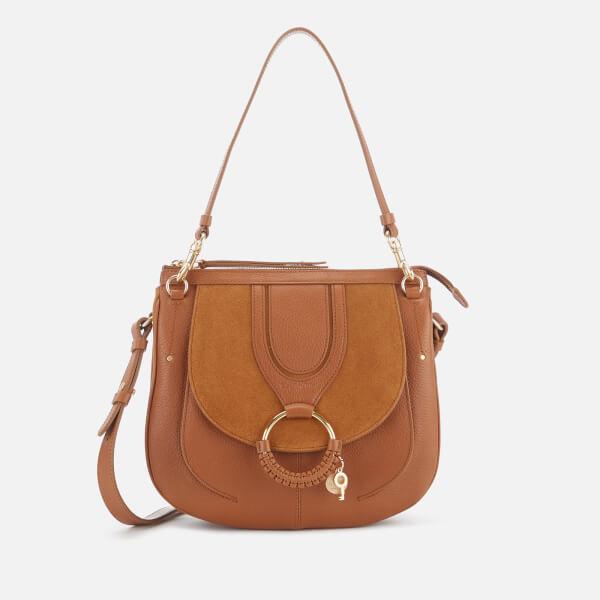 See By Chloé Women's Hana Shoulder Bag - Caramello
